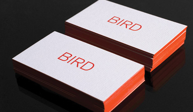 Bird Design Business Cards