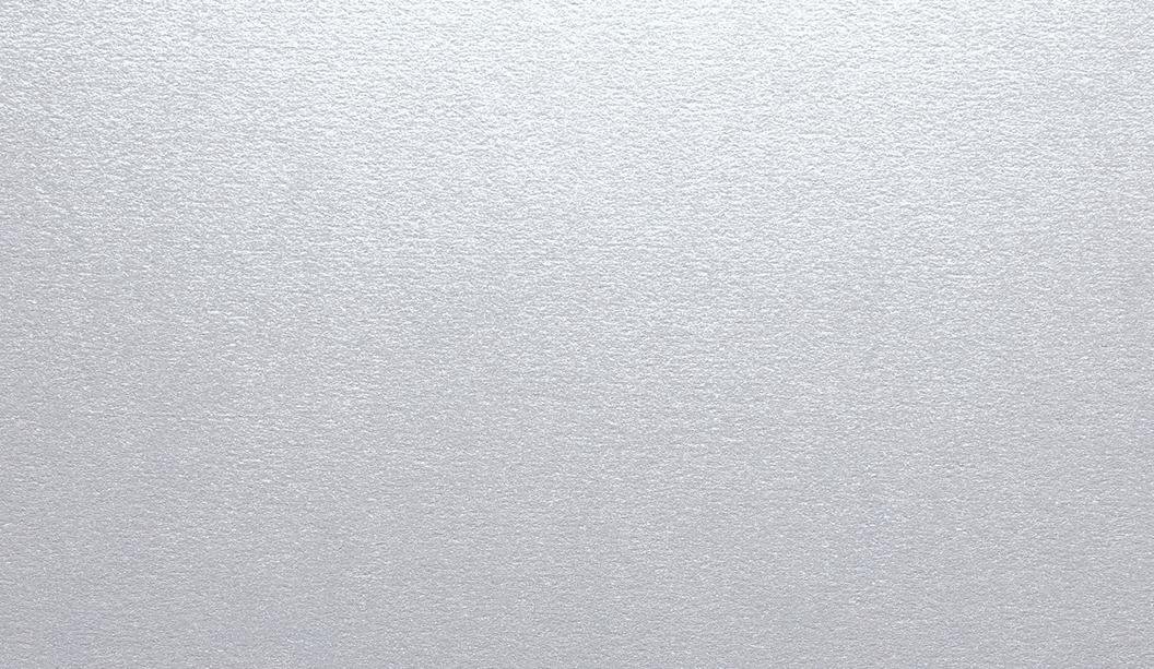 Silver leaf finish