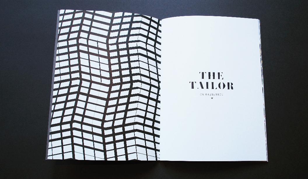 The Tailor on Brunswick property brochure KWDoggett Fine Paper – Property Brochure