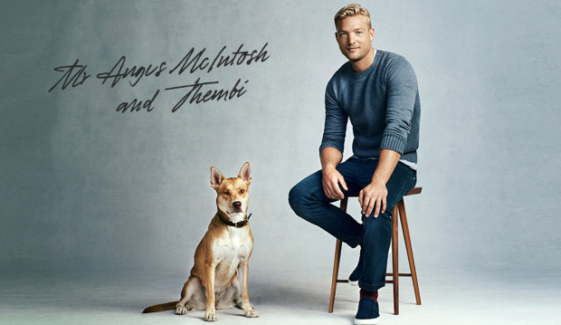 Mr porter features five nyc pooches and their owners k w for Mr porter logo