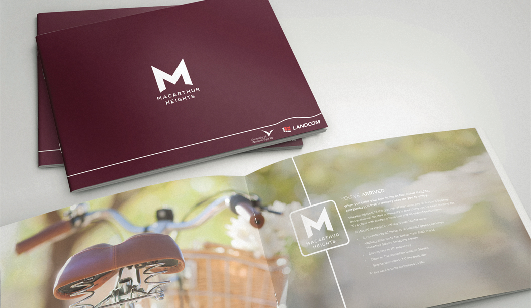 Macarthur Heights Property Brochure By Enigma  KWDoggett Fine Paper